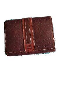 Tony Perotti Genuine Leather Purse Wallet