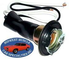 78-83 Chrysler Park Reverse Turn Signal Light Bulb Wiring Harness Socket D28