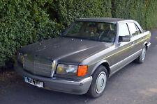 Mercedes 260 SE W 126,interessantes Projekt