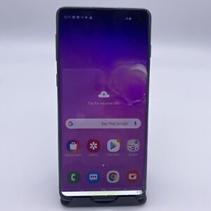 Samsung Galaxy S10 SM-G973U TMobile 128GB Gray (Read) *Check IMEI*