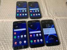 New listing Lot Of 5 - Samsung S7 - Gsm Unlocked