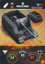 Panini World of Tanks Trading Cards - Nr. 78 - Name: PZ.SFL. IVC