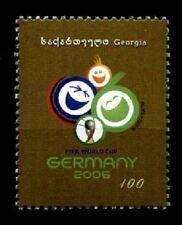 Fußball. WM-2006, Deutschland. 1W. Georgien 2005