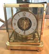 Vintage Jaeger LeCoultre Atmos Clock NO RESERVE!