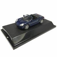 Toyota MR2 Cabrio Sportwagen 1:43 Die Cast Modellauto Spielzeug Sammlung Blau