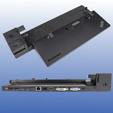 Lenovo ThinkPad ProDock Type 40A1 Dockingstation 04W3948 mit Schlüssel für T470s