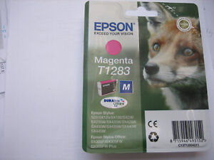 ORIGINAL  EPSON  T1283 Stylus Office BX305F  BX305FW OEM Genuine brand