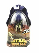 Star Wars  Revenge of the Sith (ROTS)  Jedi Master Yoda (Firing Cannon)  #3