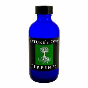 Nature's Own All Natural Terps OG Kush Terps from 5ml to 100ml USA Organic