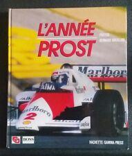 L'Année Prost - Hachette/Gamma Press 1985 - Photo Bernard Bakalian