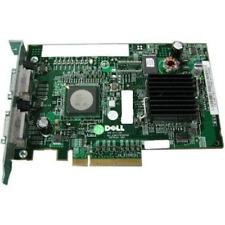 Dell 5/E 256MB PCIe SAS Non-RAID Controller (FD467)