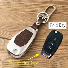 Key Case Holder Chain Bag Shell cover For Chevrolet Cruze 2016-2018 Accessories