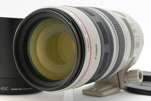 [Mint] CANON ZOOM EF 100-400mm F/4.5-5.6 L IS USM AF Lens