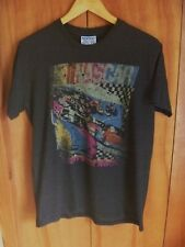 ~Junk Food~ 80's Style NASCAR T-Shirt L (slim fit) Sunday Rush Hour Fits like M