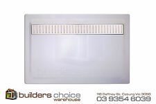 Shower Base 900x2000mm With Channel Grate