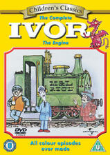 Ivor the Engine: All the Colour Episodes Ever Made [DVD]