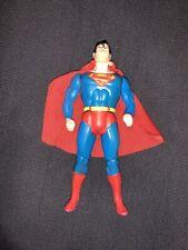 Vintage 1984 Kenner DC Super Powers Superman Action Figure -Original Cape