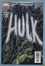 Incredible Hulk #68 2004 Marvel [Bruce Jones] m