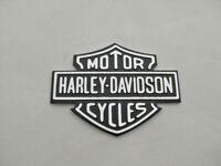 Harley Davidson Bar & Shield B&S Universal Aluminium Emblem 3D 99352-82Z