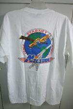 Milstar Satellite First Launch Starnet 02/07/1994 Full Color T-shirt/NWOT
