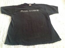 Pearl Harbor T-Shirt Size XL Black TAC