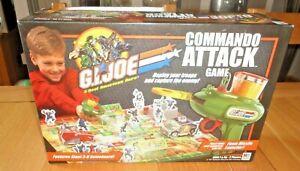 G I Joe Commando Attack Game MB Games ***Please Read Description***