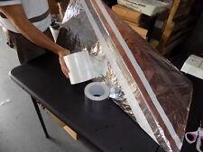 """WOD Hexayurt Tape Bundle (2x Filament 6"""" x 60yds + 2x Aluminum Foil 4"""" x 50yds)"""