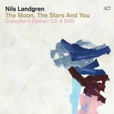 NILS LANDGREN - THE MOON,THE STARS & YOU-COLLECTOR'S EDITION  CD + DVD JAZZ NEW+