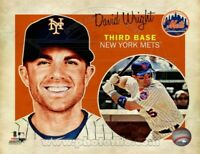 "David Wright New York Mets MLB Retro Composite Photo (Size: 8"" x 10"")"