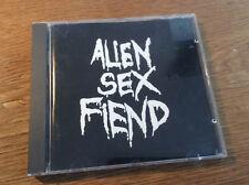 Alien Sex Fiend - All Our Yesterdays (Best of) [CD Album]   1988