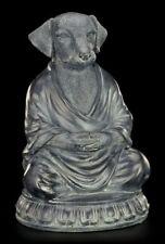 Buddha Figure - Meditating Dog - Funny Funny Fun Decorative Statue