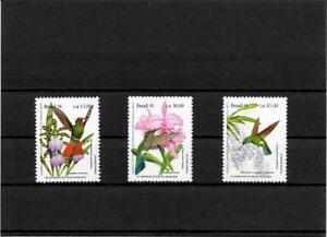 Briefmarken -Brasil-Vogel -1991