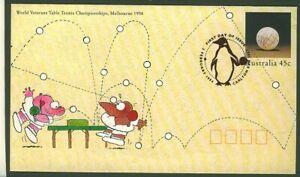 Australia 1994 Table Tennis Champs APM26284 PSE