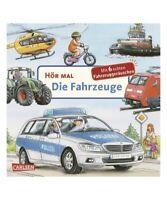"Christian Zimmer ""Hör mal: Die Fahrzeuge"""