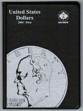 Uni-Safe United States US Dollars 1 Dollar Coin Album Folder 2004-Date USA