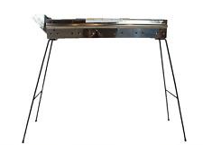 Barbecue Griglia Focone Cuoci Arrosticini Spiedini 80 in Inox