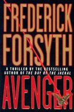 AVENGER Frederick Forsyth stated 1st Edition 2003 Mystery Espionage Hardcover