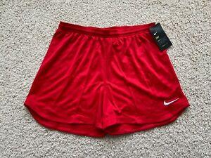 NEW Nike Dri Fit women's soccer shorts M