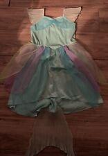 Gymboree Vintage 2004  Mermaid Costume Size Xl 14 Halloween