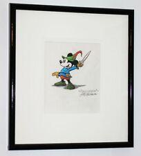 "Mickey Mouse ""Brave Little Tailor"" JACK LARSEN 1930's Disney Hyperion Animator"