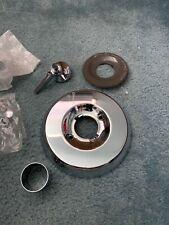 Kohler Triton Rite Temp 1 Handle Shower Faucet Polished Chrome Lever Handle