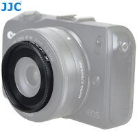 JJC Pro Metal Lens Hood for Canon EOS EF M EF-M 22mm f/2 STM Lens as Canon EW-43