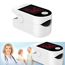 Oxímetro de Pulso Dedo Digital LED Spo2 Monitor Pulsioximetro Oximetría Monitor