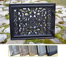 32 x 25,5 Cast iron doors AIR RETURN GRILLES Traditional Vintage Victorian DZ054