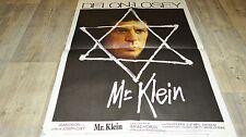 alain delon Mr KLEIN ! joseph losey affiche cinema
