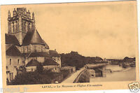 Laval - Mayenne und der Kirche D'Avenières (I 2725)