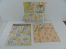 New Listing Vtg Baby Gift Wrap 70s 80s Wrapping Paper Ambassador Greetings Mid Century Mod