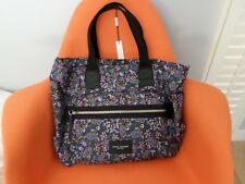 New Marc by Marc Jacobs Biker Garden Paisley Floral Baby Diaper Tote Bag