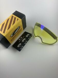 Oakley A Frame 1.0 Goggles H.I Blue High Intensity Replacement Lens 02-261 NEW