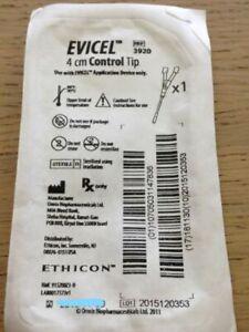 ETHICON 3920 EVICEL TIP 4CM **10 PER BOX** (X)